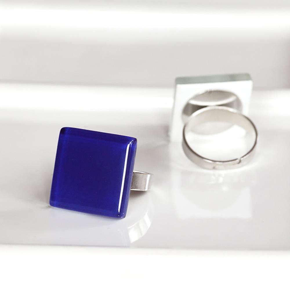 alexascha glasring gross nachtblau