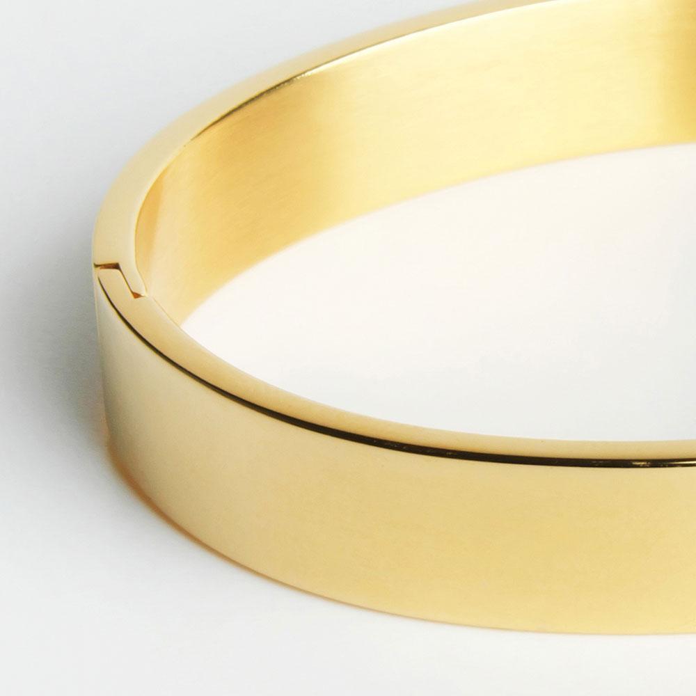 alexascha gold armreif geschlossen