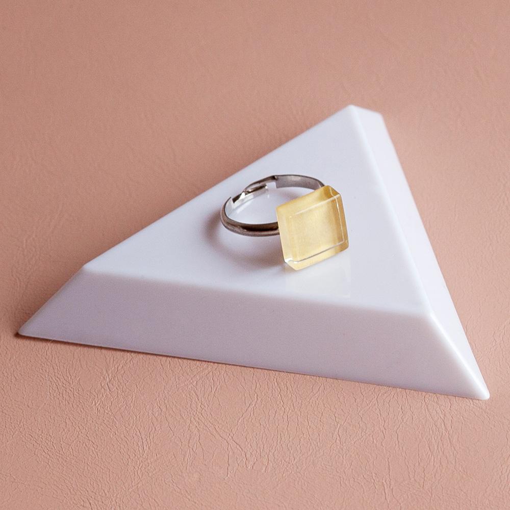 alexascha mini ring glas bernstein